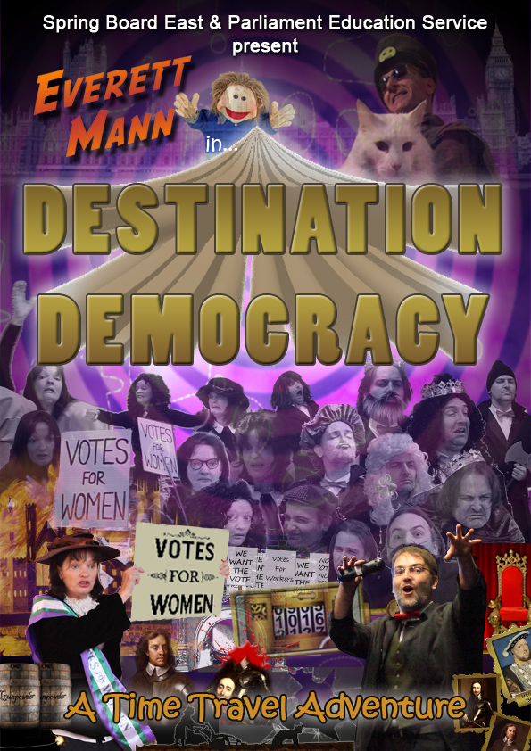Destination Democracy: Theatre in Education Project
